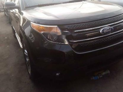 Foreign Used Ford Explorer 2009 Model