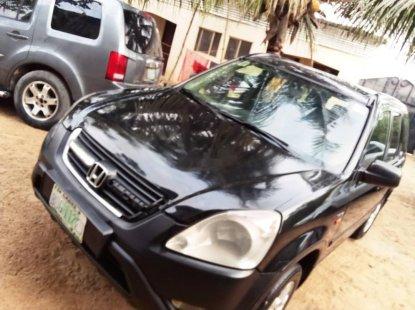 First Body Naija Used Honda CR-V 2004 Model