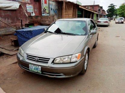Naija Used 2002 Toyota Camry for sale