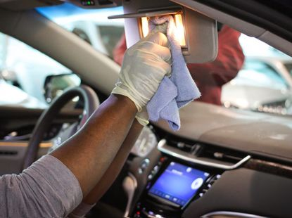 How to keep a clean car Interior in Nigeria