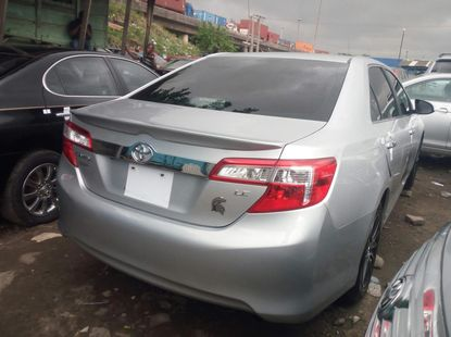 Accident free Foreign Used 2013 Toyota Camry