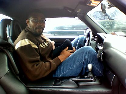 Top 10 cars that best suit long leg and tall people