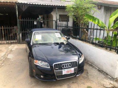Nigeria Used Audi A4 2009 Model Black