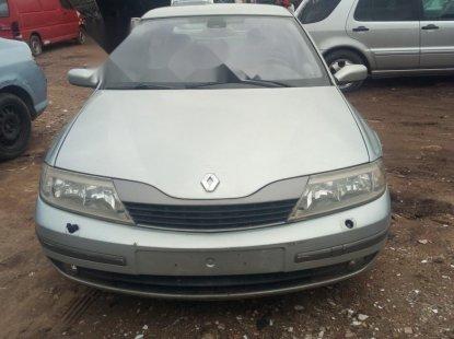 Foreign Used Renault Laguna 2004 Model Manual