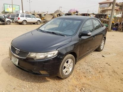 Naija Used 2010 Kia Cerato for sale