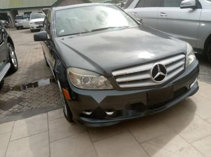 Tokunbo Mercedes-Benz C350 2008 Model