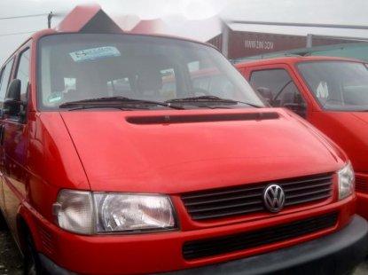 Clean Tokunbo Volkswagen Caravelle 2002 Model for sale