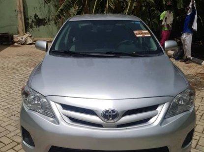 Full Option Tokunbo Toyota Corolla 2012 Model
