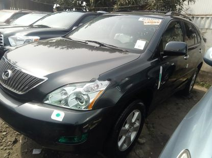 Foreign Used 2006 Grey Lexus RX for sale in Lagos