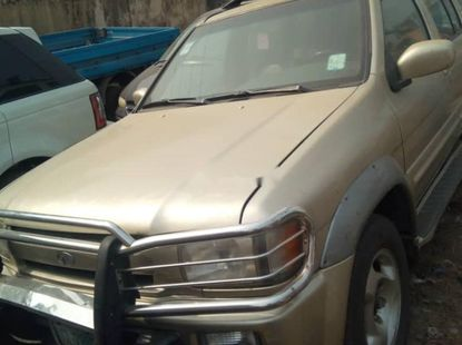 Tokunbo Infiniti QX 2002 Model for sale