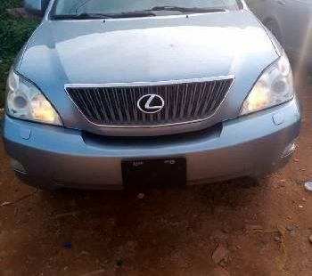 Foreign Used 2007 Lexus RX for sale