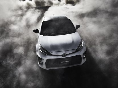 Toyota is building this Rally Type Yaris for you, street racing enthusiasts