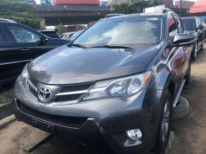 Foreign Used Toyota RAV4 2013 Model