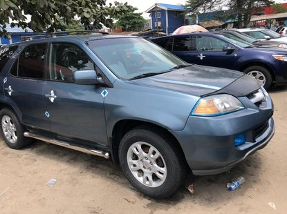 Very Clean Foreign Used Acura MDX 2006 Model