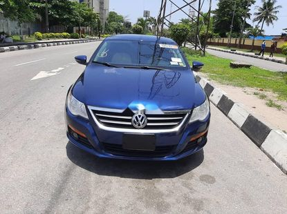 Foreign Used 2009 Volkswagen CC for sale in Lagos