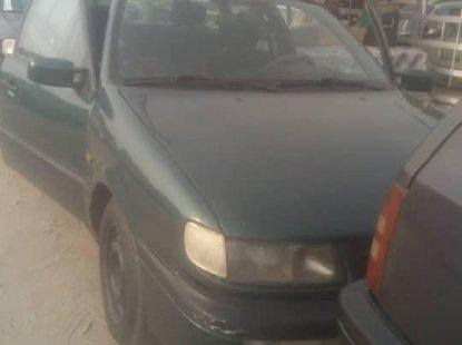 Nigeria Used Volkswagen Passat 1999 Model Gray