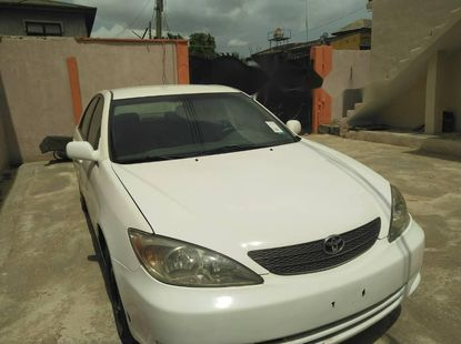 Direct Tokunb 2002 Toyota Camry for sale