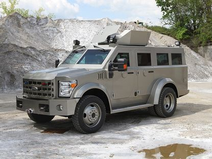 Learn about armored cars and Top 3 companies specializing in car armoring in Nigeria