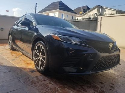 Direct Tokunbo Toyota Camry 2018 at ₦10,800,000 for sale