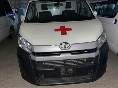 Used Toyota HiAce 2020 Model for sale