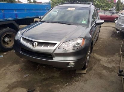 Foreign Used Acura RDX 2008 Model
