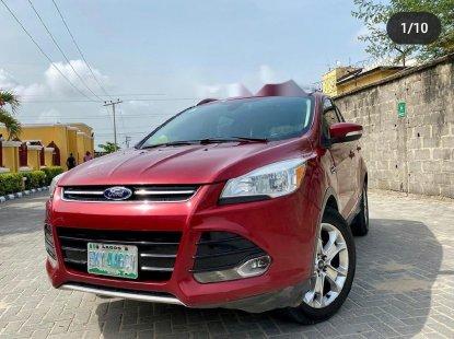 Nigerian Used Make Ford Model Escape 2014 Model