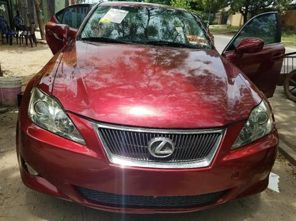 Accident free 2007 Lexus IS for sale