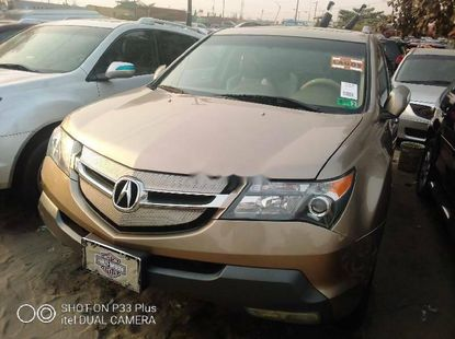 Very Clean Full Option Acura MDX 2008 Model
