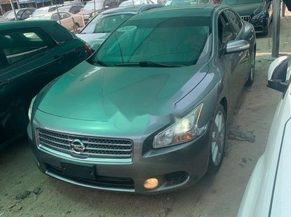 Foreign Used 2009 Grey Nissan Maxima for sale in Lagos