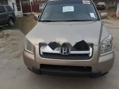 Naija Used Honda Pilot 2007 Model for sale