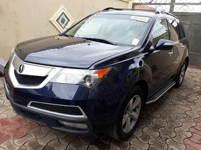 Acura MDX 2010 ₦6,200,000 for sale