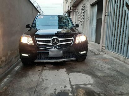 Lagos Cleared 2011 Model Mercedes-Benz GLK for sale