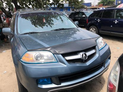 Super Clean Foreign Used Acura MDX 2005 Model