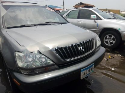 Foreign Used Lexus RX 2002 Model for sale