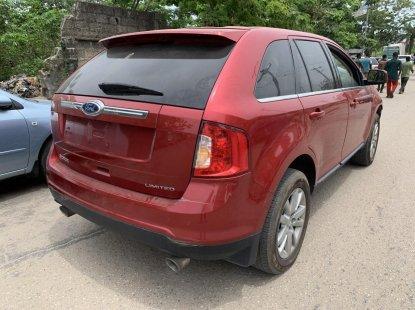 Ford Edge 2011 Model Direct Tokunbo Full Option