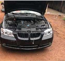 Foreign Used BMW 328i 2008 Model Black