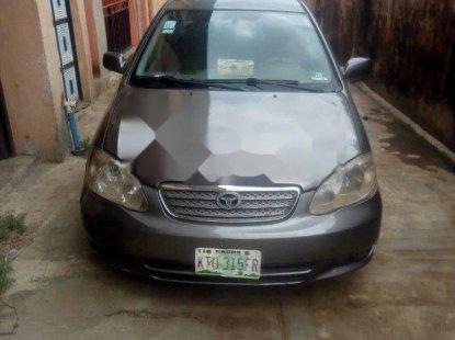 Naija Used 2004 Toyota Corolla for sale in Lagos