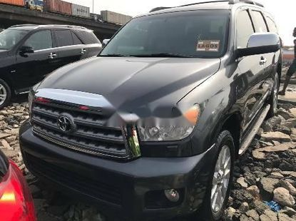 Very Clean Tokunbo Toyota Sequoia 2012
