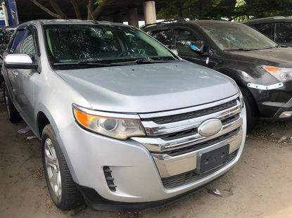 Foreign Used Ford Edge 2013 Model