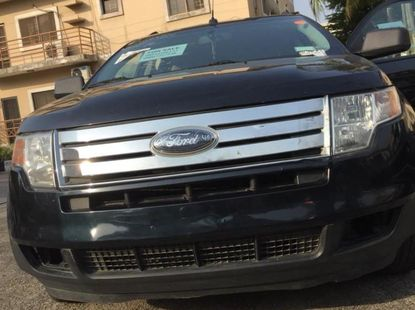 Foreign Used Ford Edge for sale in Lagos.