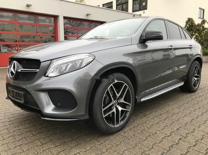Foreign Used Mercedes-Benz GLE 2018 Model Gray