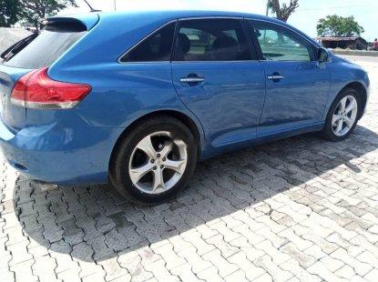 Nigeria Used Lexus ES 2010 Model Blue