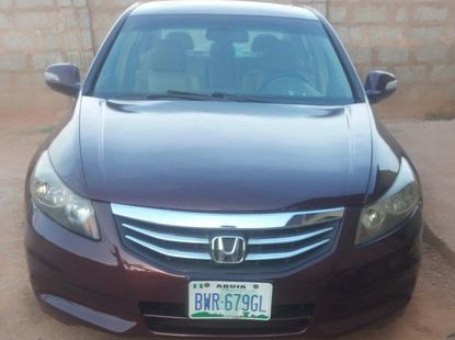 Well Maintained 2009 Model Honda Accord Eveil Spirit for Sale