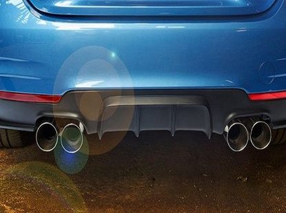 Could Urbanization be the end of sportier exhausts?