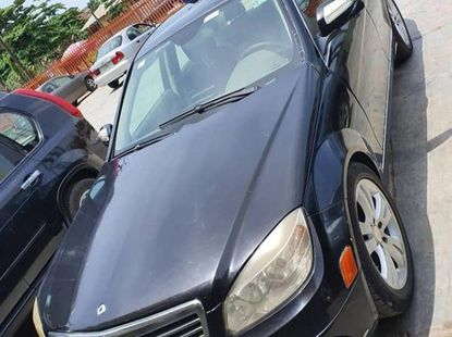 Clean Naija Used 2010 Model Mercedes-Benz C300 for sale