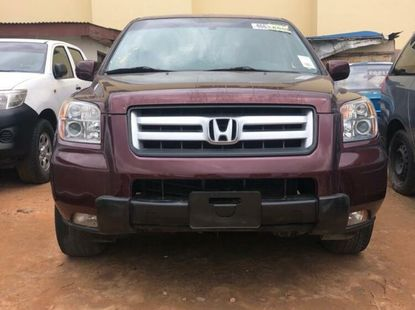 Foreign Used Honda Pilot 2007 for sale