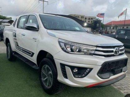 Full Option Toyota Hilux 2019 Model