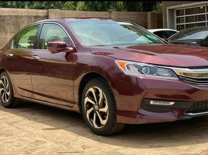 Foreign Full Option 2016/2017 Honda accord for sale