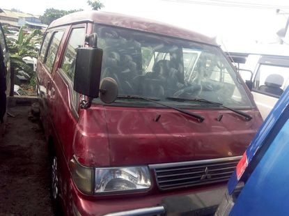 Tokunbo Red 2008 Mitsubishi L300 for sale