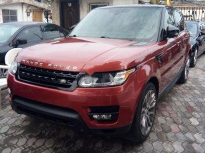 Naija Used Land Rover Range Rover Sport 2015